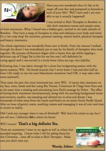 Hale & Altrincham Review